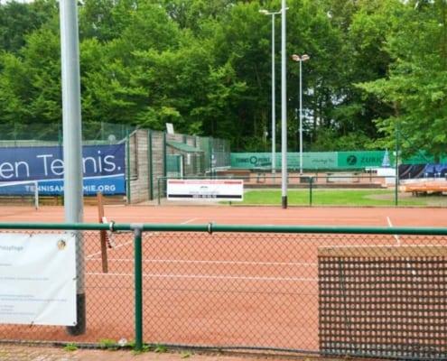 Tennisplatz TC St. Mauritz Münster