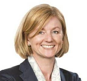 Clubsekretärin Sabine Kintrup-Stirnnagel